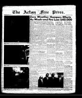Acton Free Press (Acton, ON)3 Jan 1957