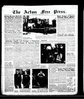 Acton Free Press (Acton, ON), February 14, 1957