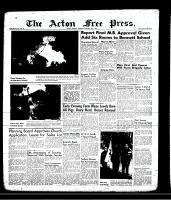 Acton Free Press (Acton, ON)28 Feb 1957