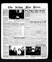 Acton Free Press (Acton, ON), March 14, 1957