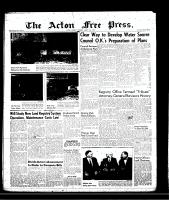 Acton Free Press (Acton, ON)21 Mar 1957