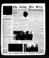 Acton Free Press (Acton, ON)28 Mar 1957