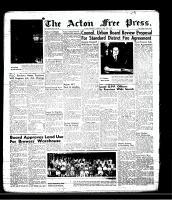 Acton Free Press (Acton, ON)20 Jun 1957