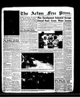 Acton Free Press (Acton, ON)8 Aug 1957