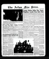 Acton Free Press (Acton, ON)12 Sep 1957