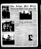 Acton Free Press (Acton, ON)19 Sep 1957