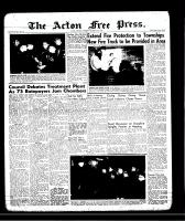 Acton Free Press (Acton, ON)24 Oct 1957