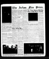 Acton Free Press (Acton, ON)31 Oct 1957