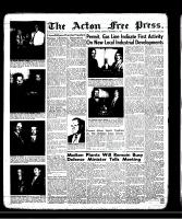 Acton Free Press (Acton, ON)7 Nov 1957