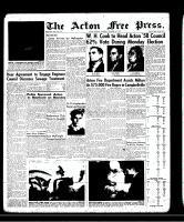 Acton Free Press (Acton, ON)5 Dec 1957