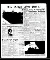 Acton Free Press (Acton, ON)6 Feb 1958
