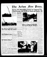 Acton Free Press (Acton, ON)13 Mar 1958
