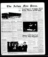 Acton Free Press (Acton, ON)10 Apr 1958