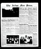 Acton Free Press (Acton, ON)1 May 1958