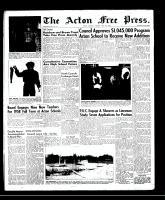 Acton Free Press (Acton, ON)8 May 1958