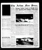 Acton Free Press (Acton, ON)5 Jun 1958
