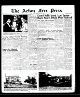Acton Free Press (Acton, ON)19 Jun 1958
