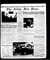 Acton Free Press (Acton, ON)31 Jul 1958