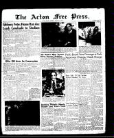 Acton Free Press (Acton, ON)21 Aug 1958