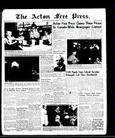 Acton Free Press (Acton, ON)4 Sep 1958