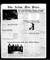 Acton Free Press (Acton, ON)6 Nov 1958