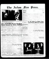 Acton Free Press (Acton, ON)20 Nov 1958