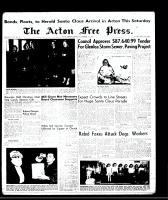 Acton Free Press (Acton, ON)17 Dec 1958