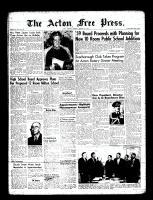 Acton Free Press (Acton, ON)15 Jan 1959