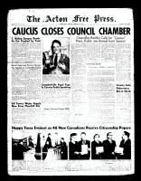 Acton Free Press (Acton, ON)5 Feb 1959