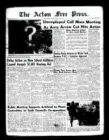 Acton Free Press (Acton, ON)26 Feb 1959