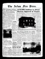 Acton Free Press (Acton, ON)12 Mar 1959