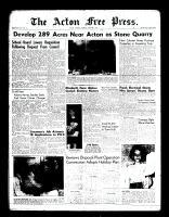 Acton Free Press (Acton, ON)9 Apr 1959