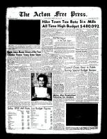 Acton Free Press (Acton, ON)16 Apr 1959