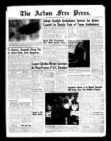 Acton Free Press (Acton, ON)30 Jul 1959