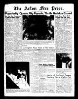 Acton Free Press (Acton, ON)6 Aug 1959