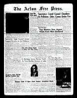 Acton Free Press (Acton, ON)13 Aug 1959
