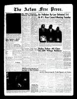 Acton Free Press (Acton, ON)15 Oct 1959