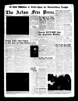 Acton Free Press (Acton, ON)19 Nov 1959