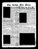 Acton Free Press (Acton, ON)17 Dec 1959