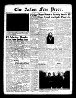Acton Free Press (Acton, ON)7 Jan 1960
