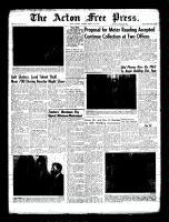 Acton Free Press (Acton, ON)10 Mar 1960