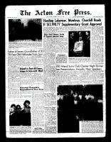 Acton Free Press (Acton, ON)12 May 1960