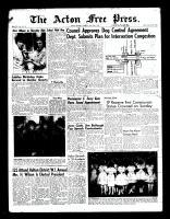 Acton Free Press (Acton, ON)26 May 1960