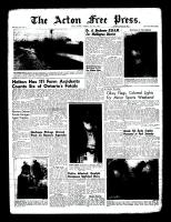 Acton Free Press (Acton, ON)21 Jul 1960