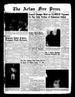 Acton Free Press (Acton, ON)25 Aug 1960