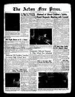 Acton Free Press (Acton, ON)8 Sep 1960