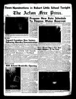 Acton Free Press (Acton, ON)24 Nov 1960