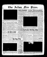 Acton Free Press (Acton, ON), February 16, 1961