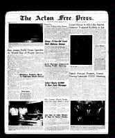 Acton Free Press (Acton, ON)23 Feb 1961