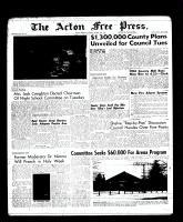 Acton Free Press (Acton, ON)23 Mar 1961